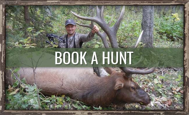 Book a Hunt with Smoky River Outfitting