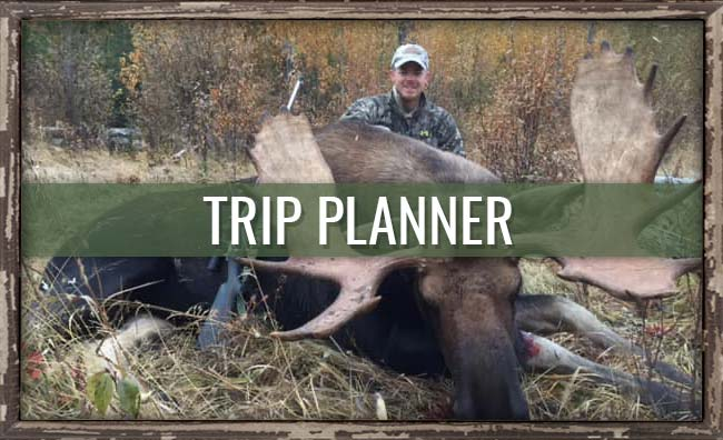 Smoky River Outfitting Trip Planner