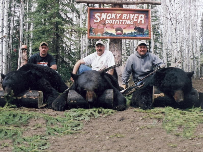 Black Bear Hunt Dates & Prices