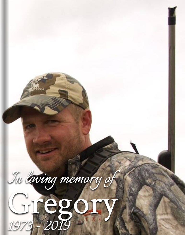 A Tribute to Our Founder, Greg Sutley (1973-2019)
